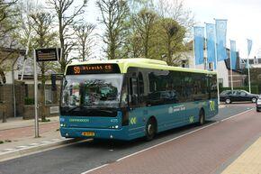 Mercedes Benz Van >> Lijn 50 Utrecht Centraal Station - Wageningen Busstation - OV in Nederland Wiki
