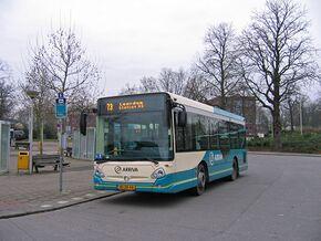Mercedes Benz Van >> Lijn 73 Leerdam Station - Gorinchem Station - OV in ...