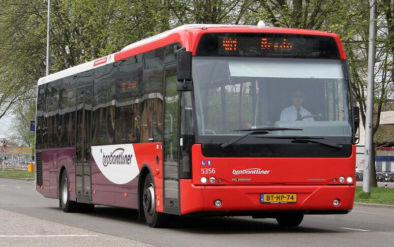 Buses in your hometown 775px-Brabantliner