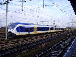 Sprinter (treinsoort) - OV in Nederland Wiki